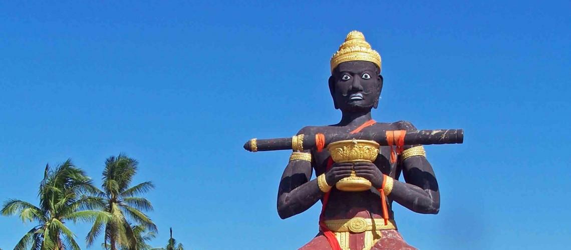 Ta Dumbong fierté de Battambang